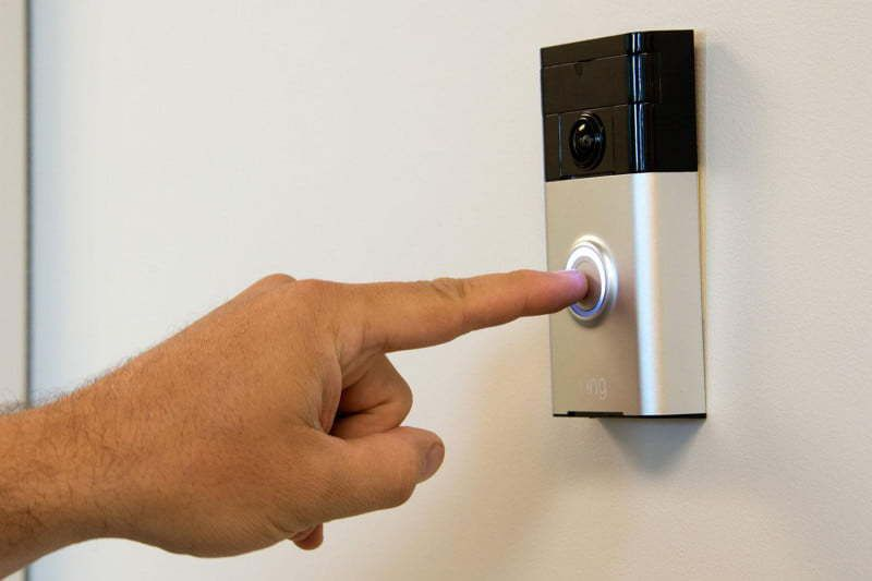 wireless doorbell for small homes