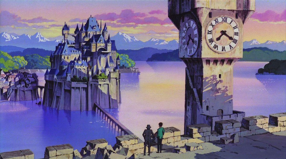 Le château de Cagliostro (Rupan sansei: Kariosutoro no shiro)