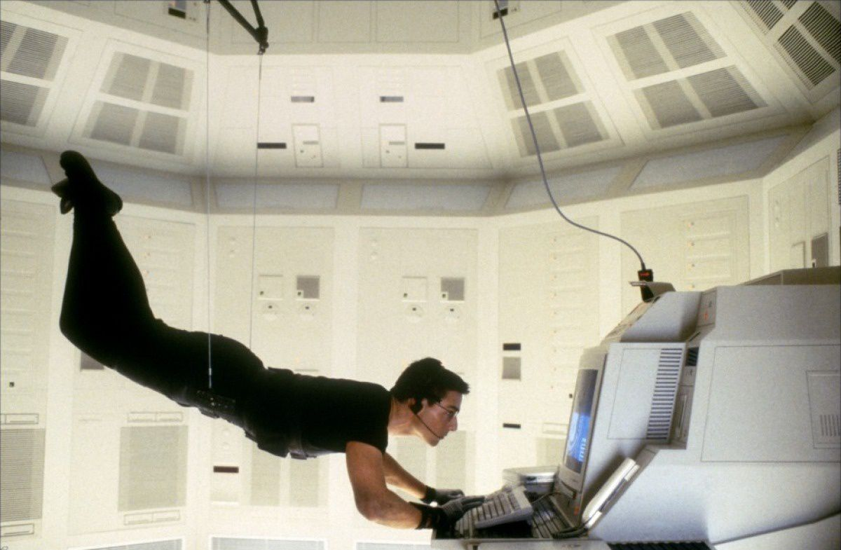 Mission impossible (Mission: Impossible)