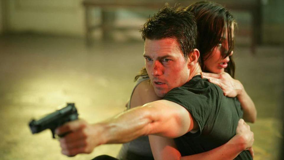Mission impossible 3 (Mission: Impossible III)