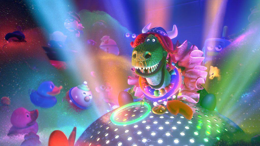 Rex, le roi de la fête (Partysaurus Rex)