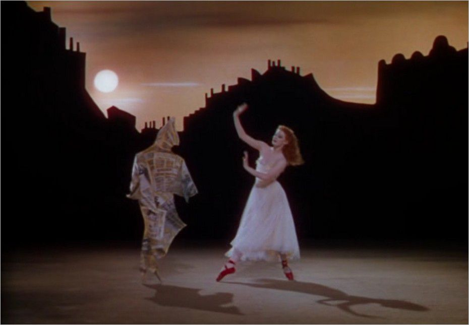 Les Chaussons rouges (The Red Shoes)