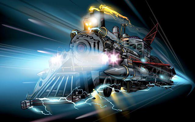 La nouvelle machine à voyager dans le temps de Doc est une locomotive à vapeur mâtinée de technologies futuristes. Son design s'inspire directement du Nautilus, 20 mille lieues sous les mers étant le roman de Jules Verne préféré de Doc. Et elle est surmontée d'un convecteur temporel identique à celui de feu la Deloréan.
