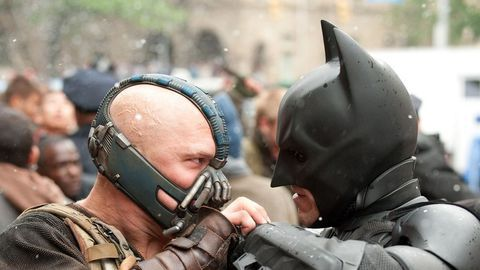 Batman- The Dark Knight Rises (The Dark Knight Rises)
