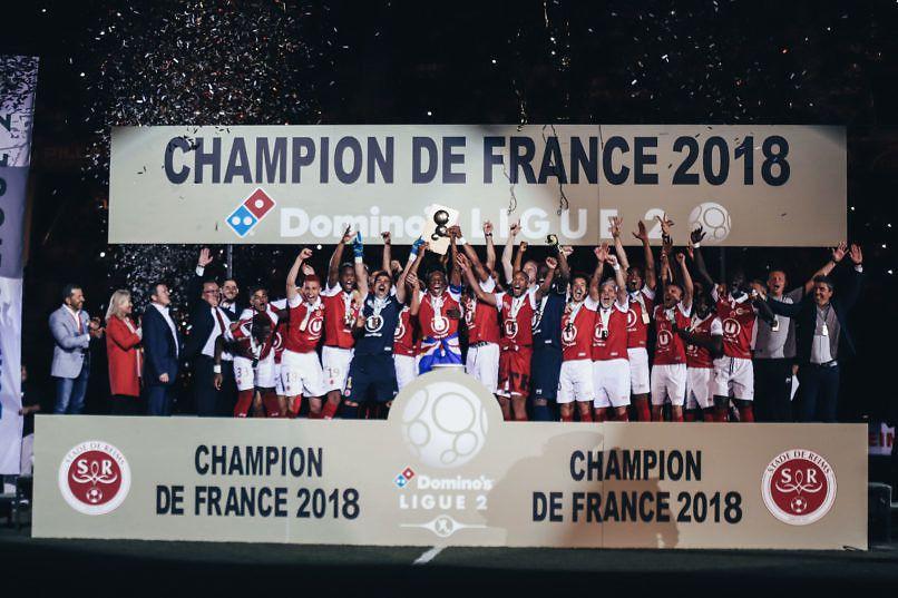 Une belle bande de Champions !