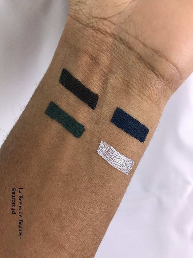Swatch des Tattoo Liner