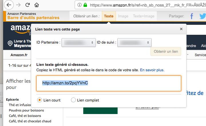 Vous êtes client Amazon ? Créez un blog et gagnez de l'argent facilement !