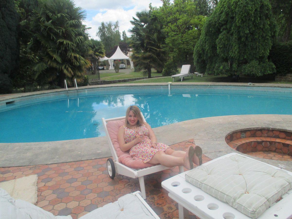Moulin de claude fran ois sa maison du bonheur for Claude raymond piscine