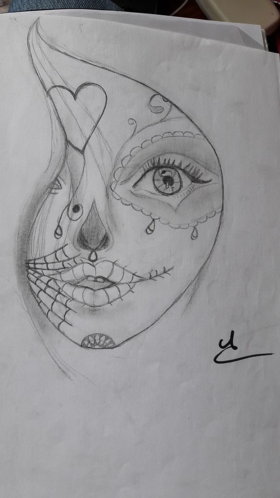 Visage Femme Dessin Passion Dessin Over Blog Com