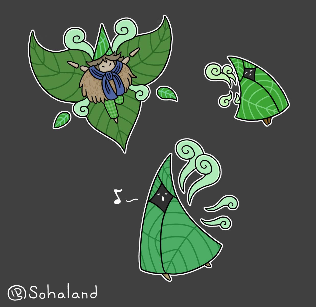 Guild of friendship : Leafairy :D
