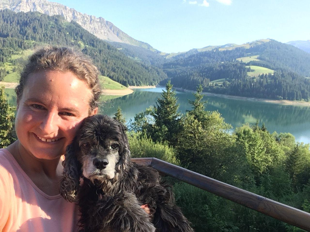 31 juillet-1er août 2020 : Lac de L'Hongrin (Suisse)