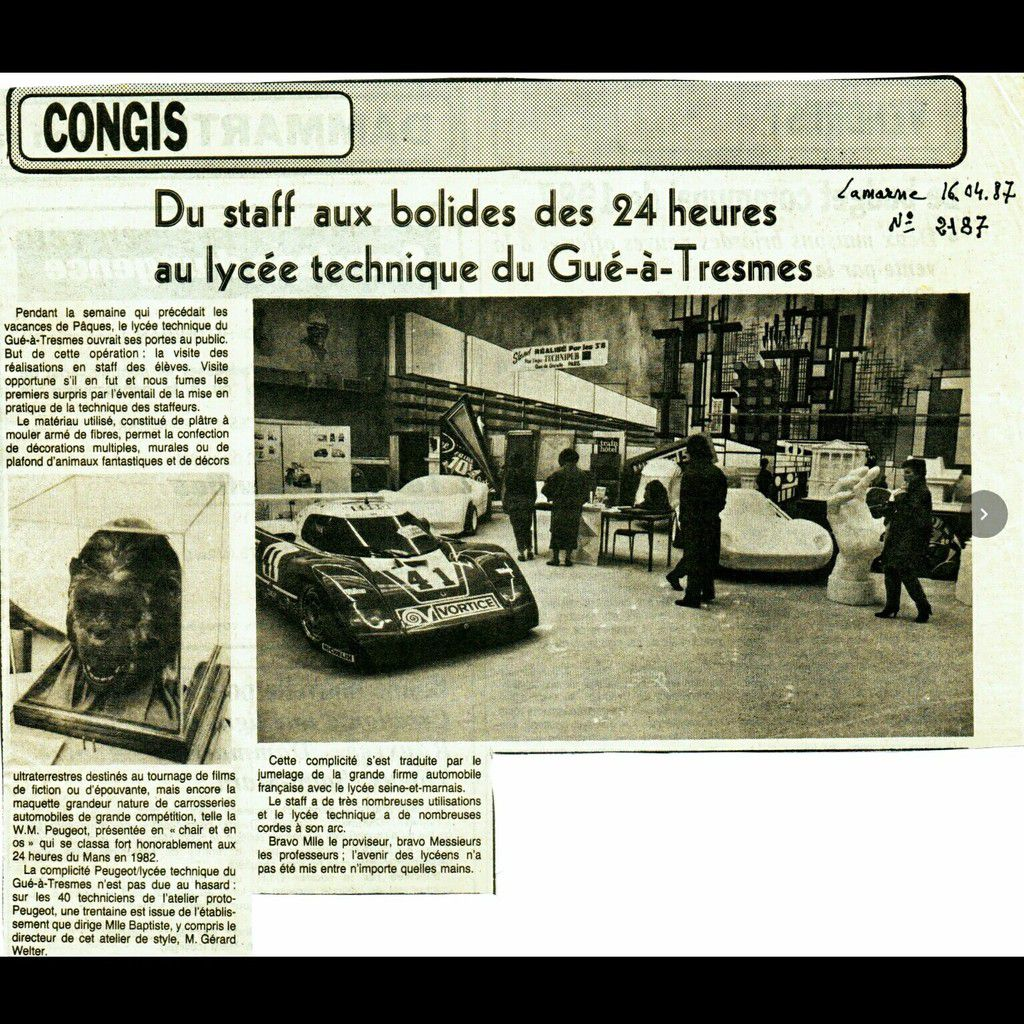 -8- Le Gué à Tresmes depuis 1946...