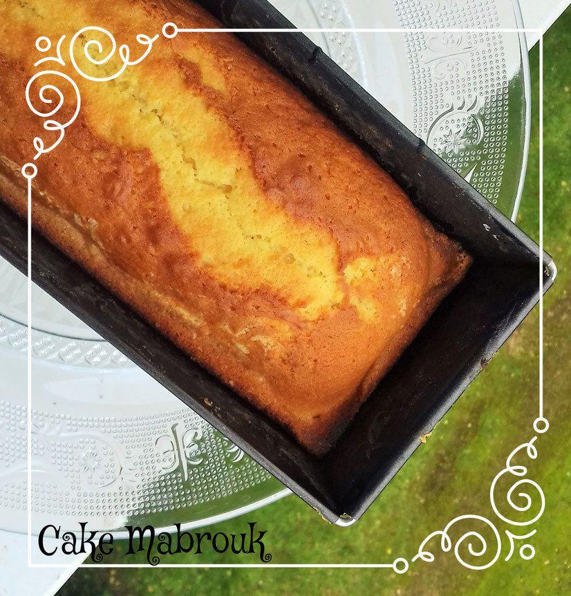 Cake à l'orange recette de Pierre hermé