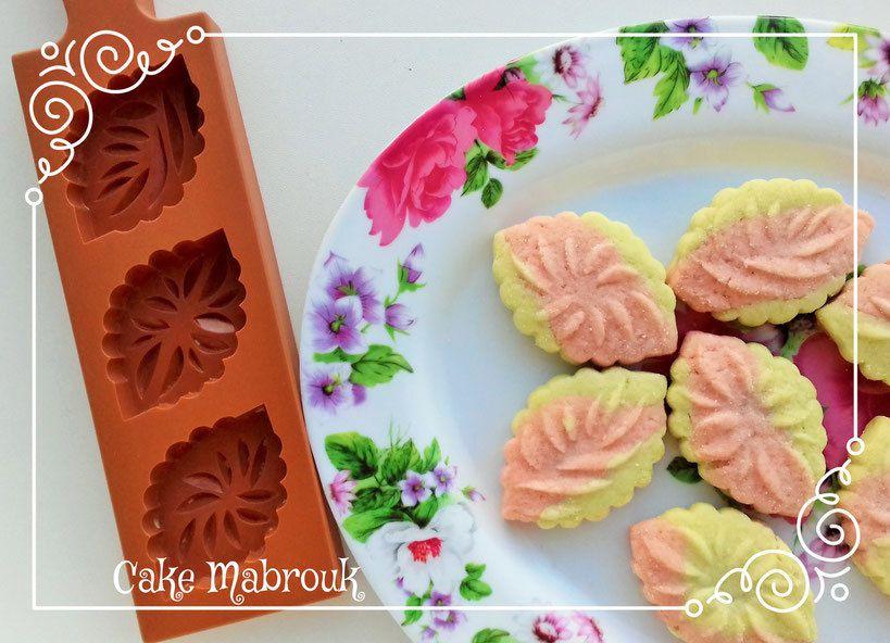 Petits gâteaux pistache framboise fourrés cranberries