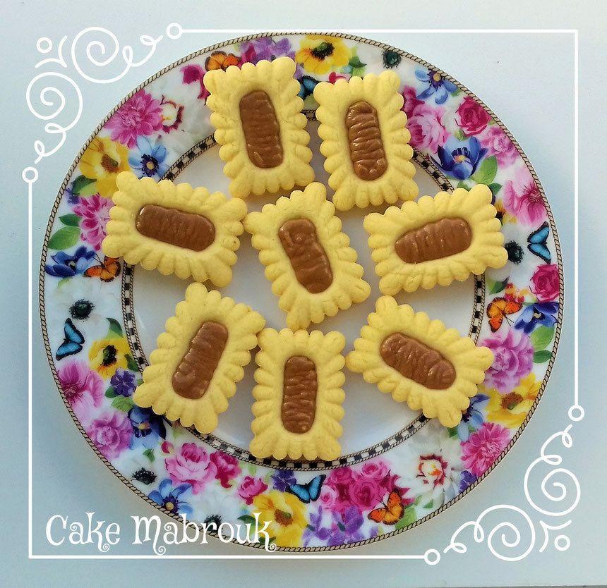Tartelettes au beurre de cacahuète