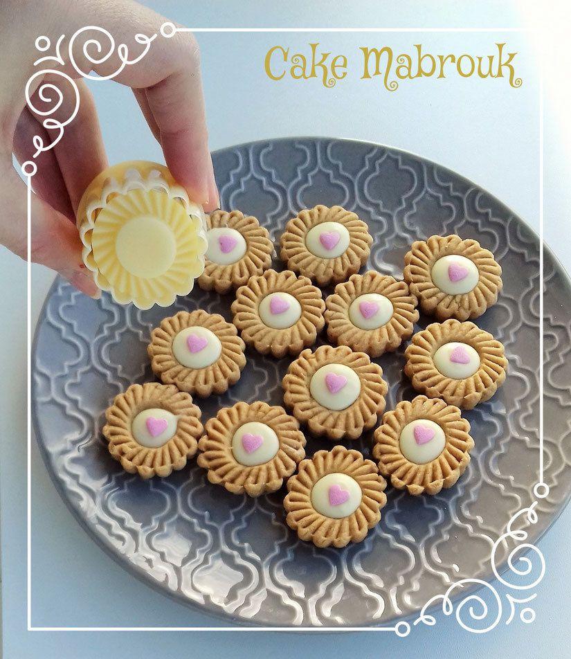 Tartelettes praliné au chocolat blanc