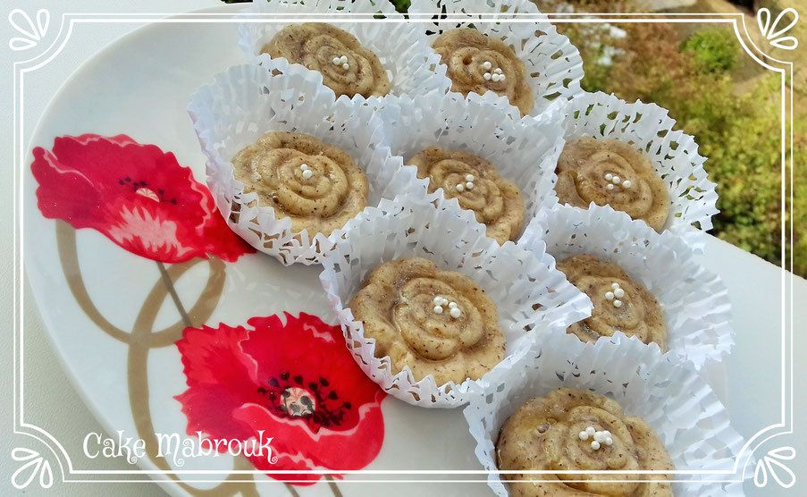 Roses à l'amande et la noisette miel