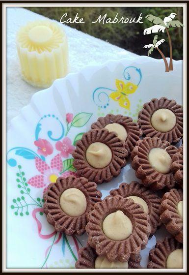 Tartelettes tout chocolat au chocolat saveur café