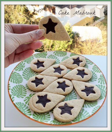 Biscuits healthy au chocolat noir bio et farine semi complète