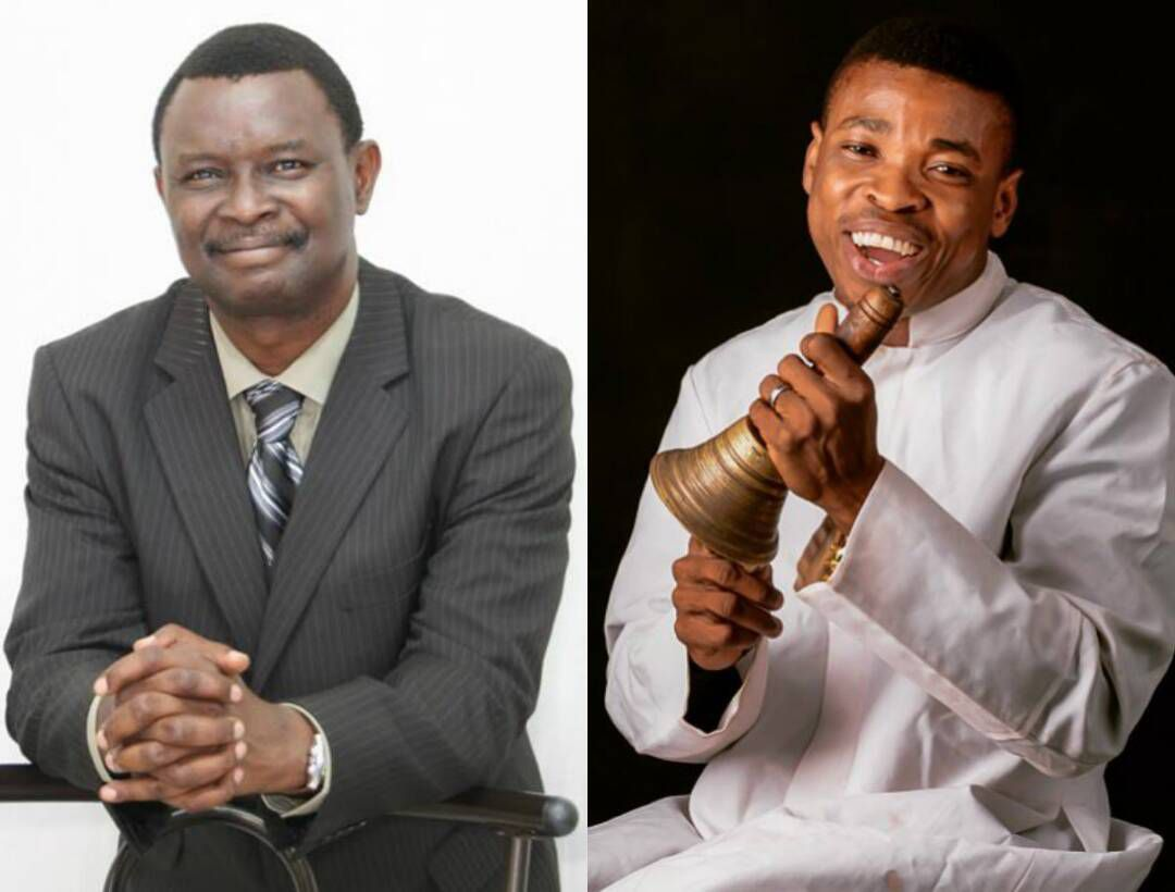 Mike Bamiloye, Woli Agba Disagree On Church Comedy