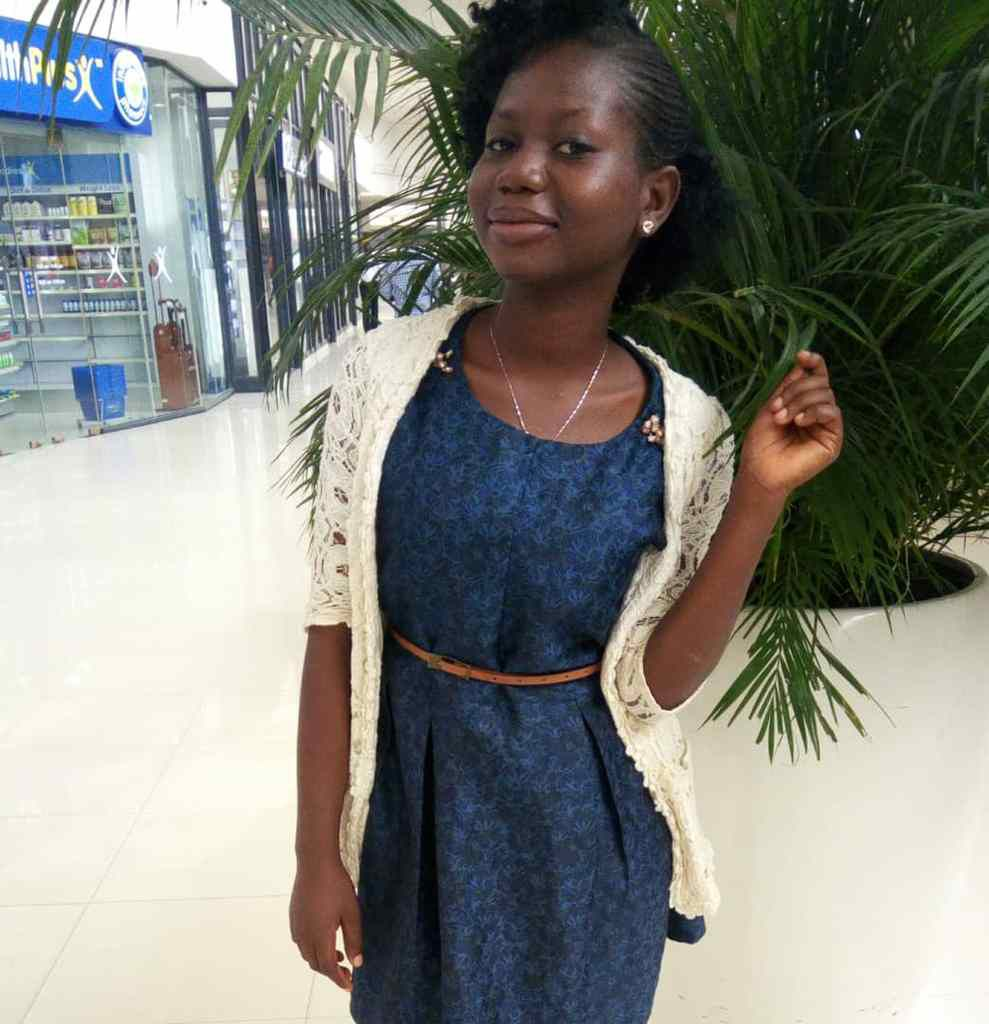 Seunfunmi Olayode, Flashme Public Relationship Officer