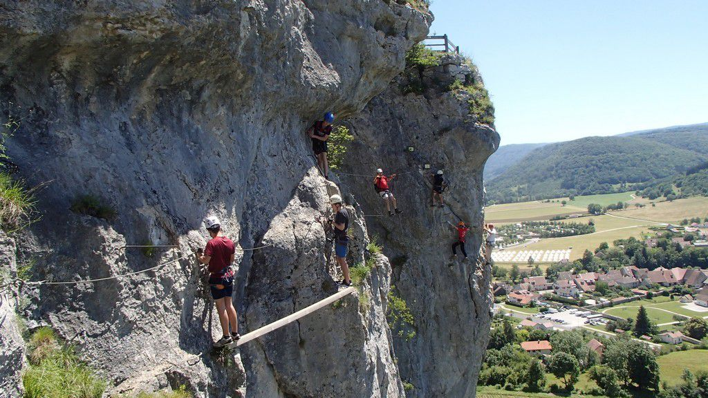18.06.23 via ferrata d'Ornans