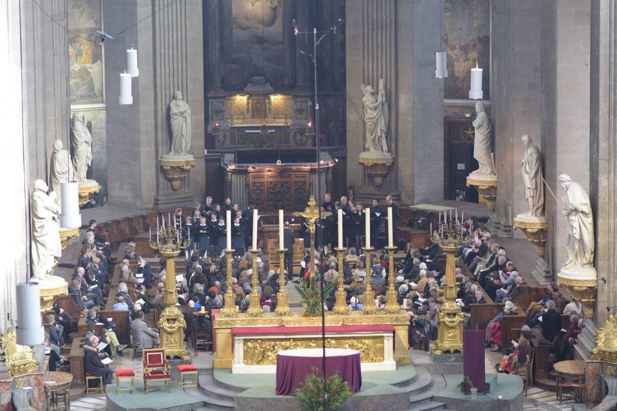 Saint Sulpice 25 mars 2018