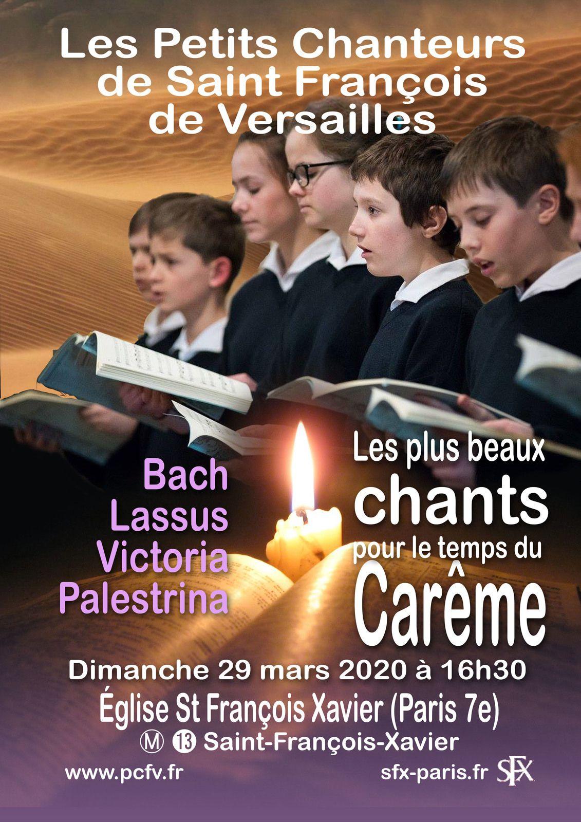 Concert de Carême