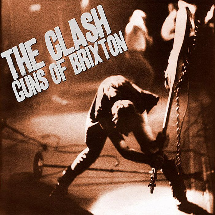 The Clash - The Guns Of Brixton - ROCKTRANSLATION.FR