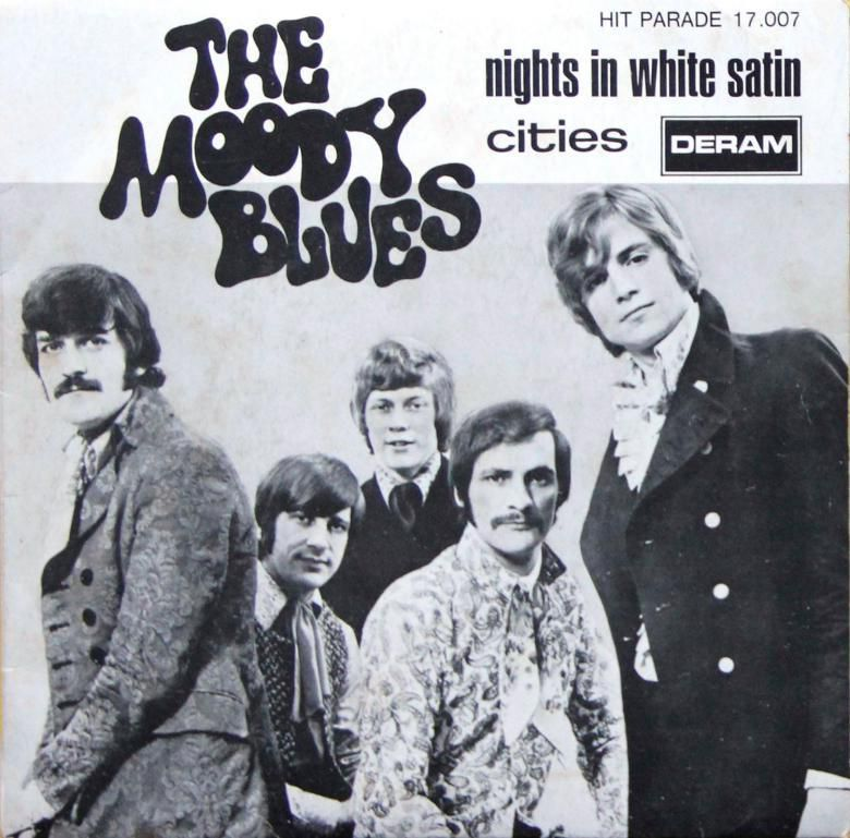 Moody Blues - Nights In White Satin - rocktraductions over-blog com
