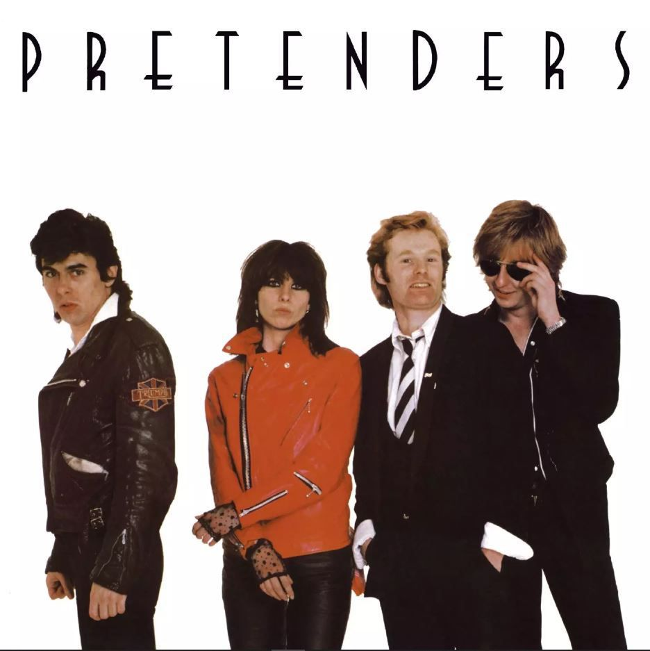 Pretenders first album in 1979