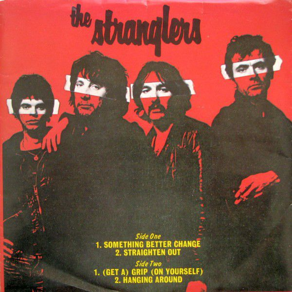 The Stranglers - (Get A) Grip (On Yourself) : traduction en français, histoire, contexte, interview de Jim Kerr, différentes versions démo, studio, live. WWW.ROCKTRANSLATION.FR.  The Stranglers - (Get A) Grip (On Yourself) : all in English and French: lyrics translation in French, history, context, Jim Kerr interview, various video versions (demo, studio, live).