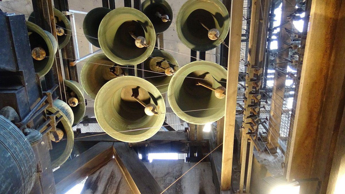 Le Carillon de l'église Notre Dame de la Platé à Castres