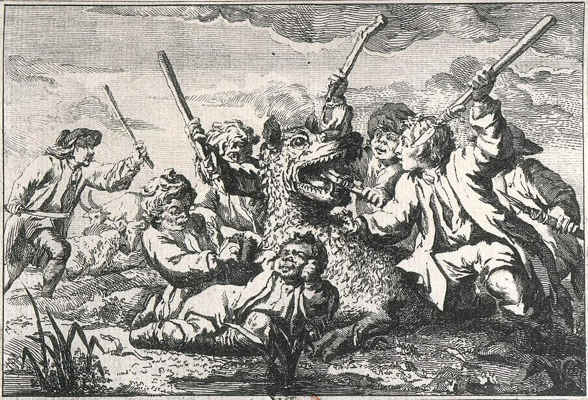 Sur les traces de la bête du Gévaudan en Lozère