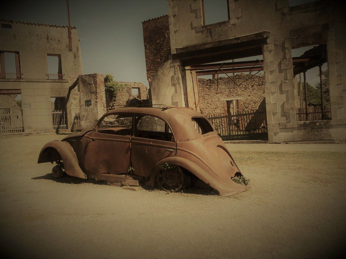 Oradour-sur-Glane, le village assassiné