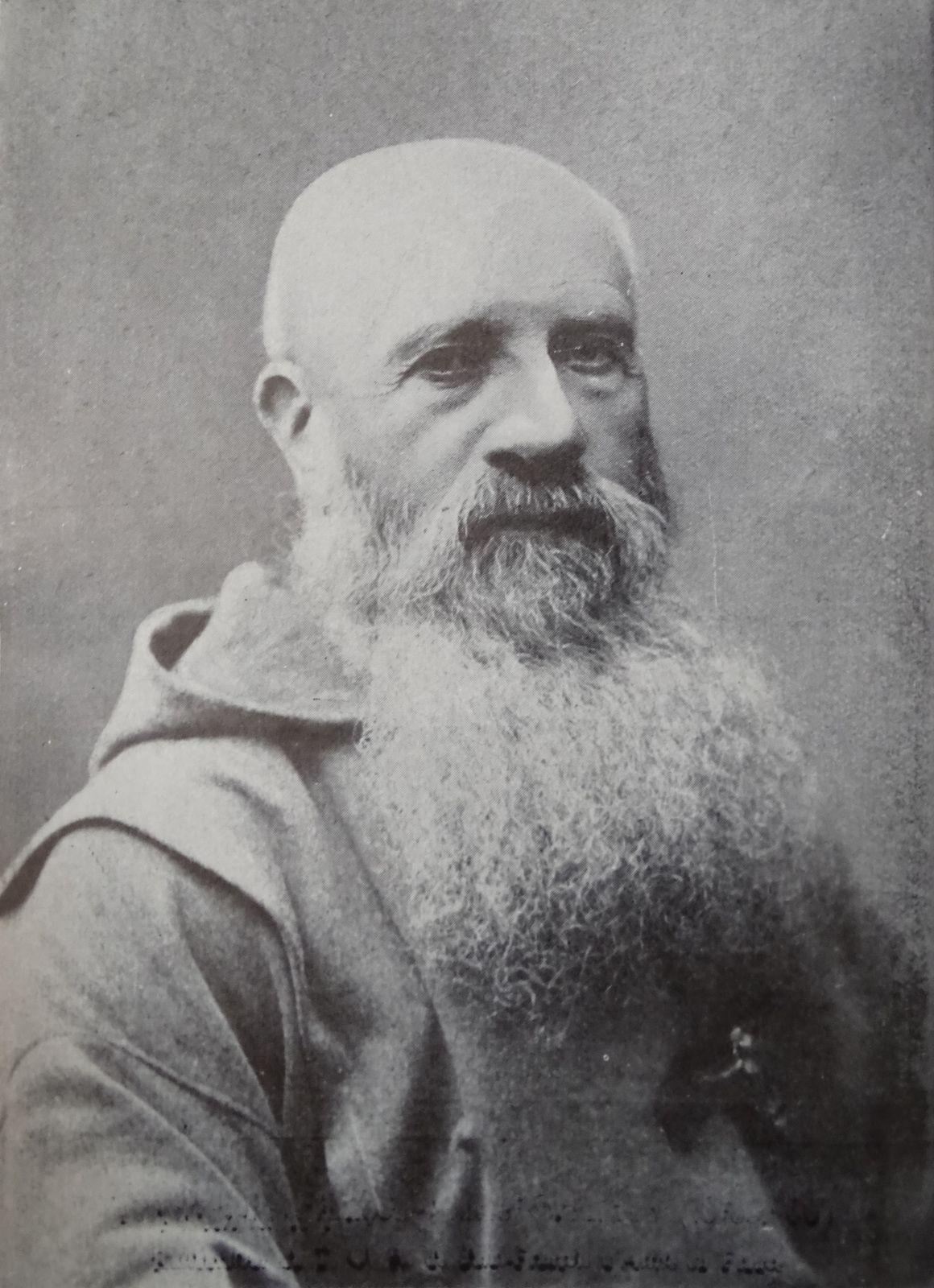 Le Père François-Marie Clausade