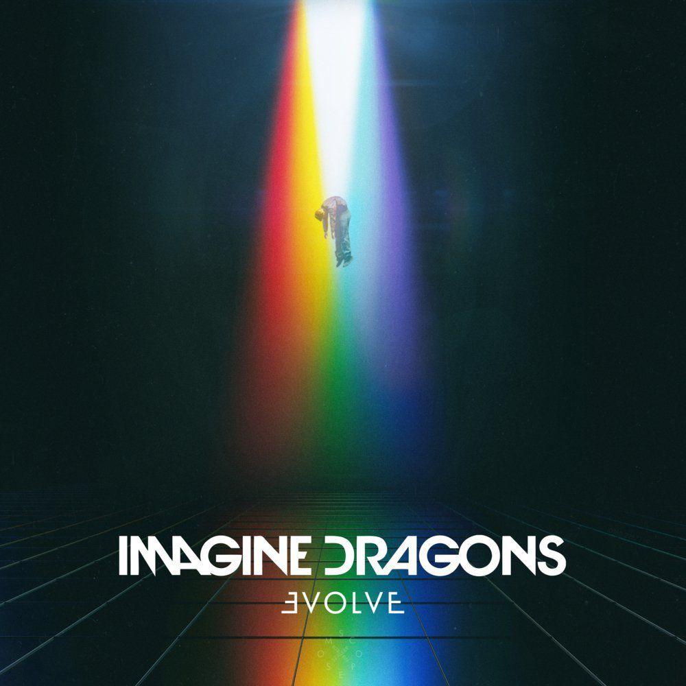 "Nouvel album d'Imagine Dragons ""Evolve"" chez Interscope/Polydor/Universal 2017"