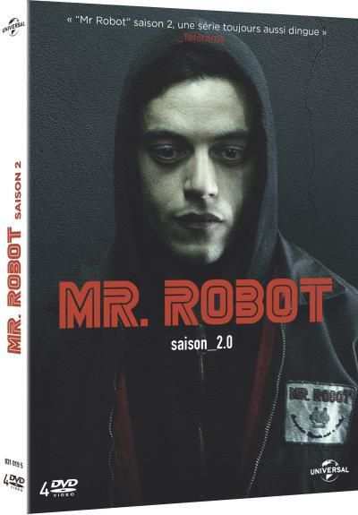 DVD Mr. Robot Saison 2