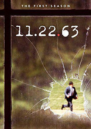 "Minisérie ""11.22.63"" en DVD 2017"