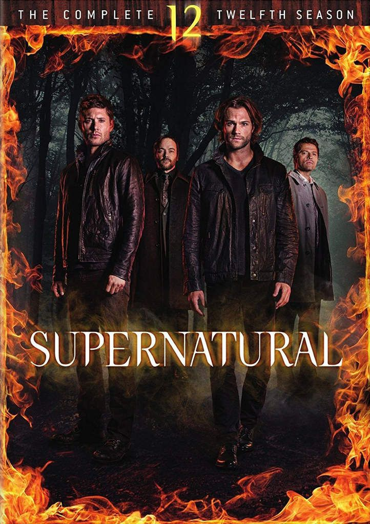 "Série ""Supernatural"" Saison 12 Warner DVD 2017/2018"