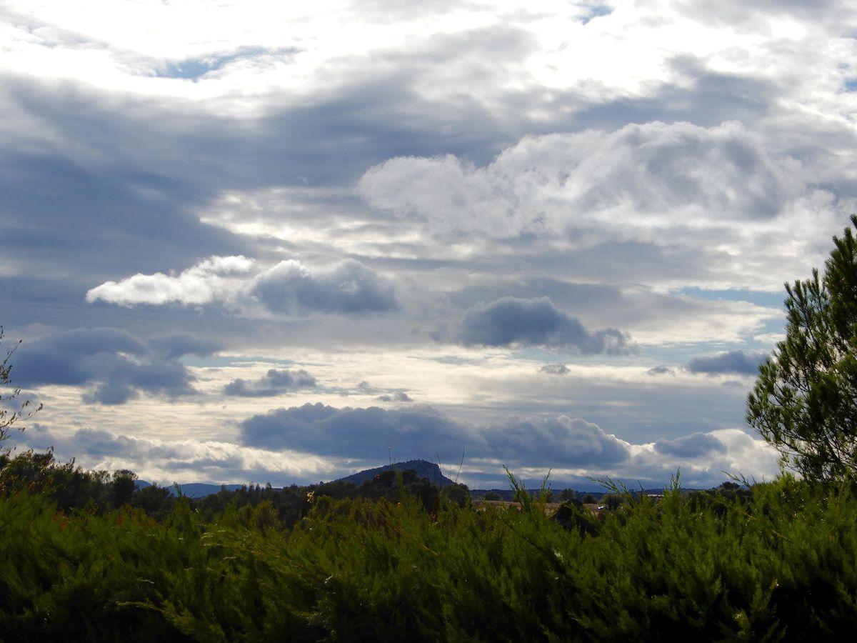 Sécheresse (Gard 2017)