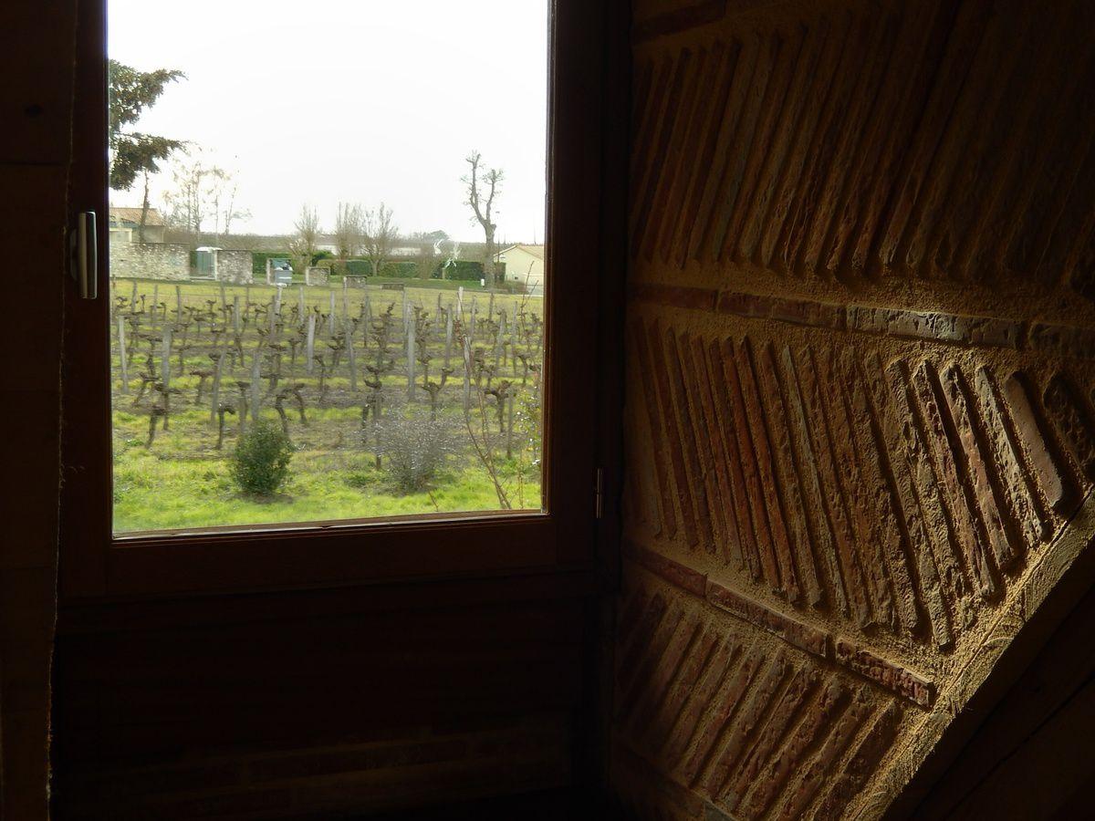 Monbazillac (le gîte, le cœur du village)