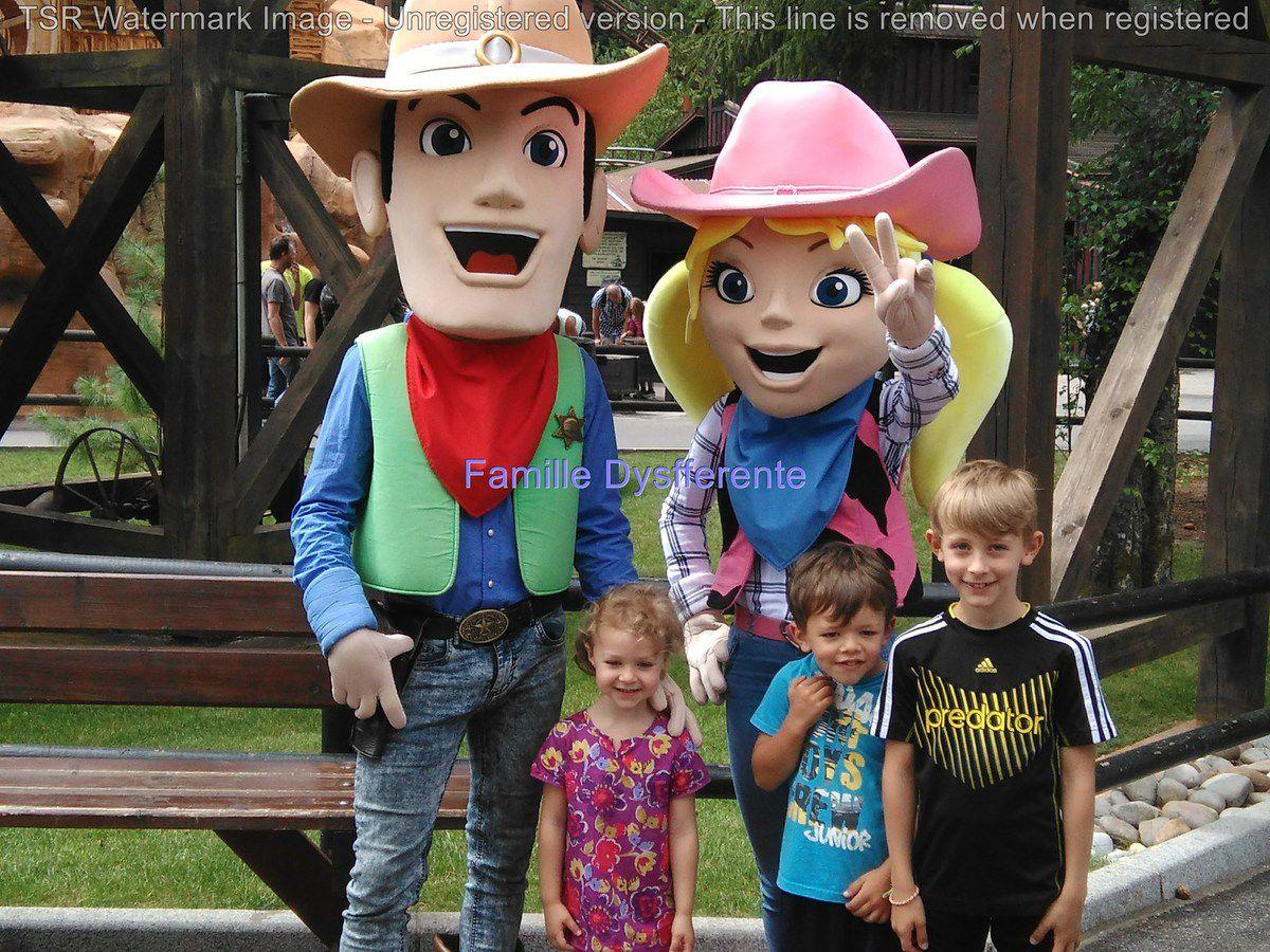 Fraispertuis city : parc d'attractions !!!