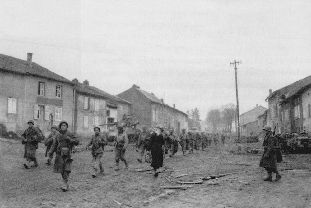METZERVISSE 1944