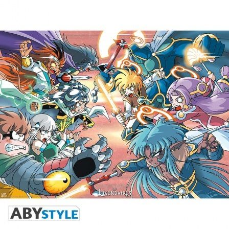 Abystyle / Produits