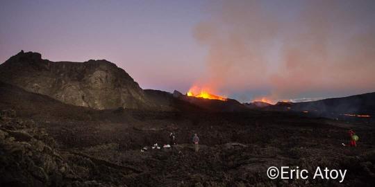 Photo De ©Eric Atoy _ Paysages et volcans  Photo Non Libre De Droit