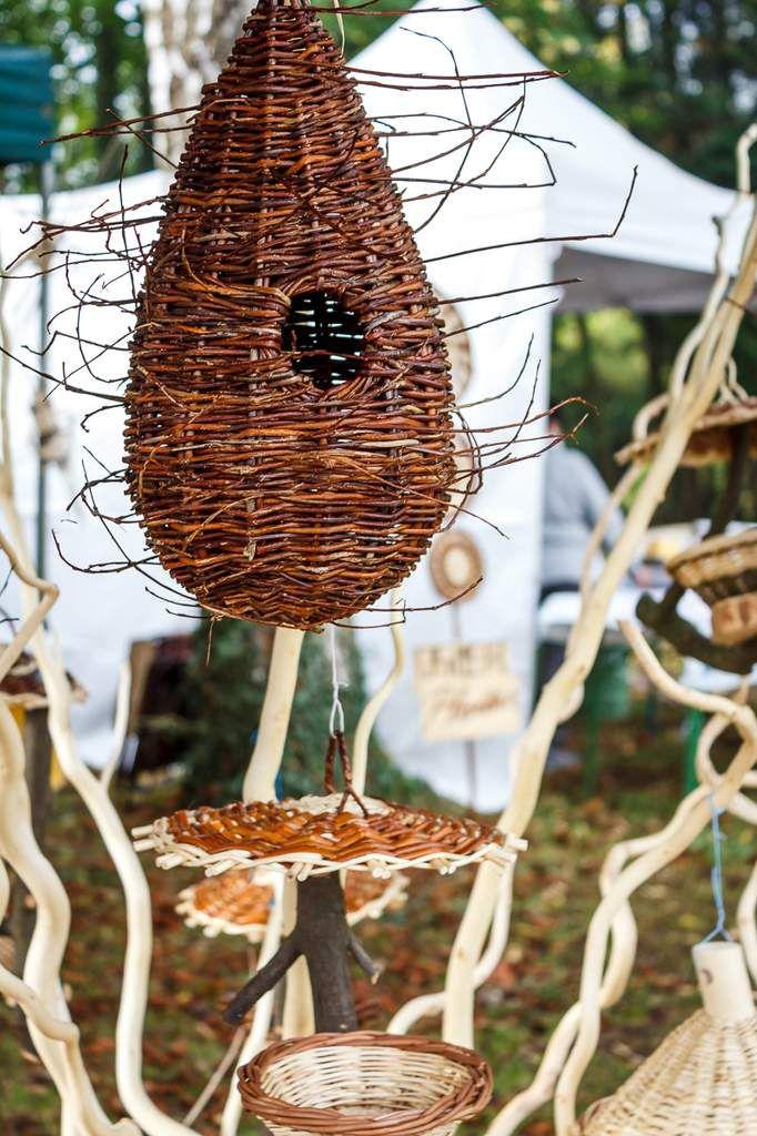 La vannerie revient en force avec de magnifiques nids d'oiseaux (Emilie - Le Fil Rouge Photographie)