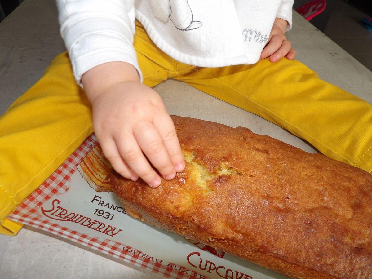 Recette Cake Pommes Vanille