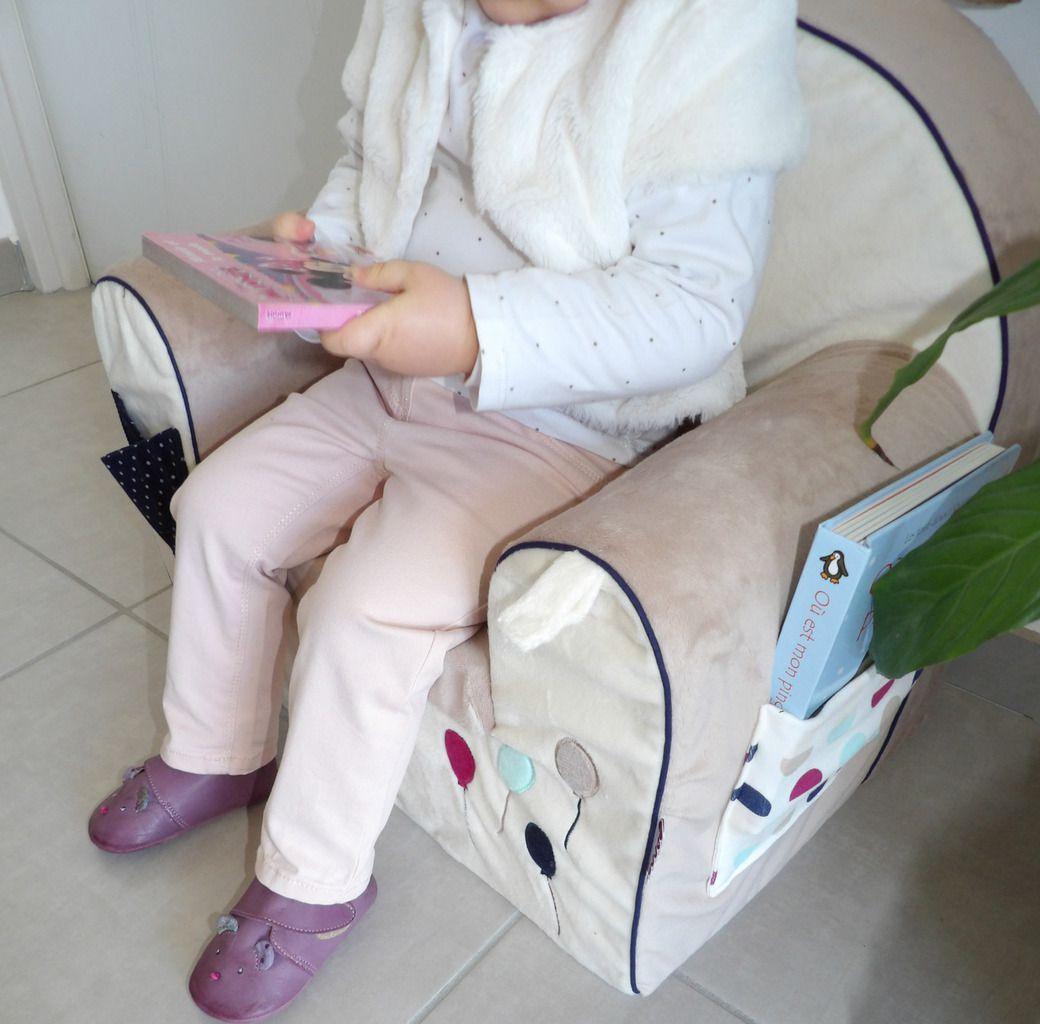 Mon fauteuil Little Band