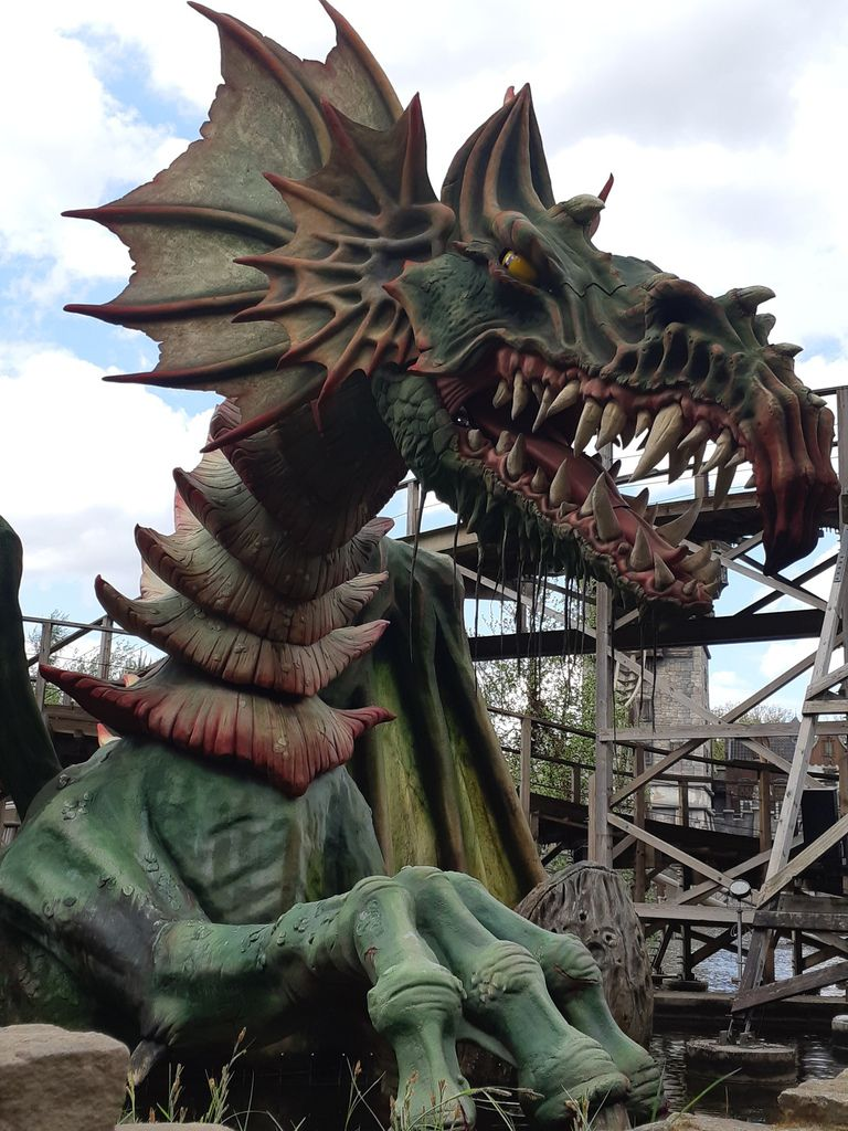 Parc Efteling, Attractions
